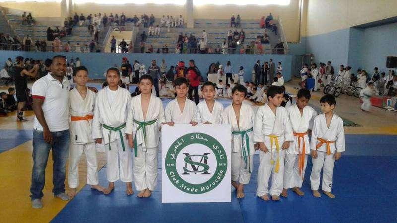 Stade Marocain De Judo A Rabat Club De Sport Sportomaroc Ma
