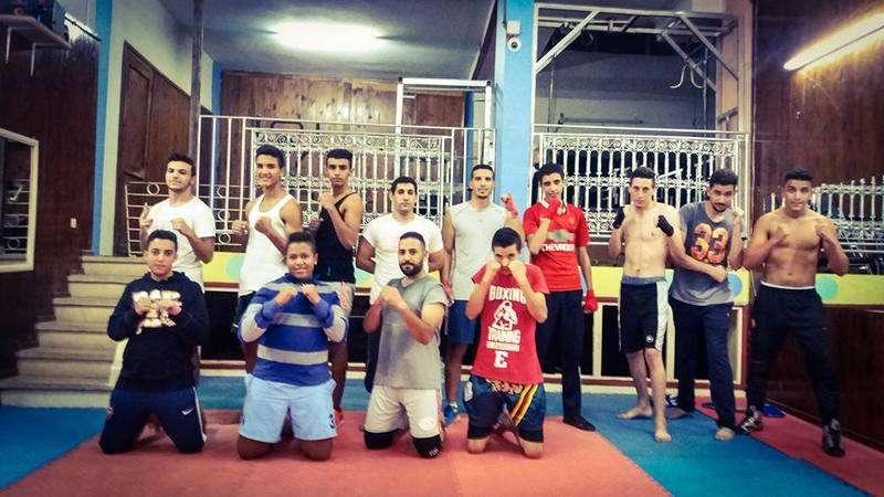 Club-de-boxe-anglaise-temara-Temara
