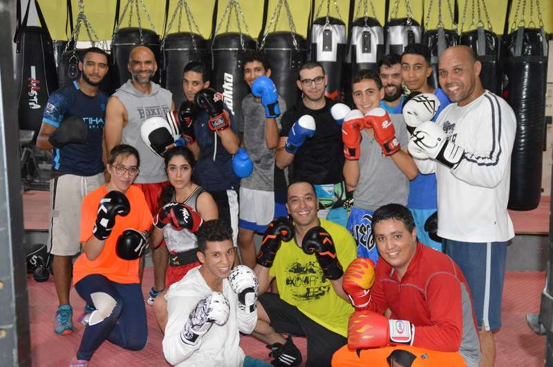 Diagon-boxing-gym-school-Marrakech