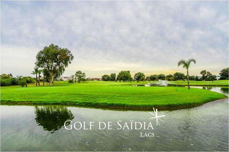 Golf-de-saidia-lacs-Saidia