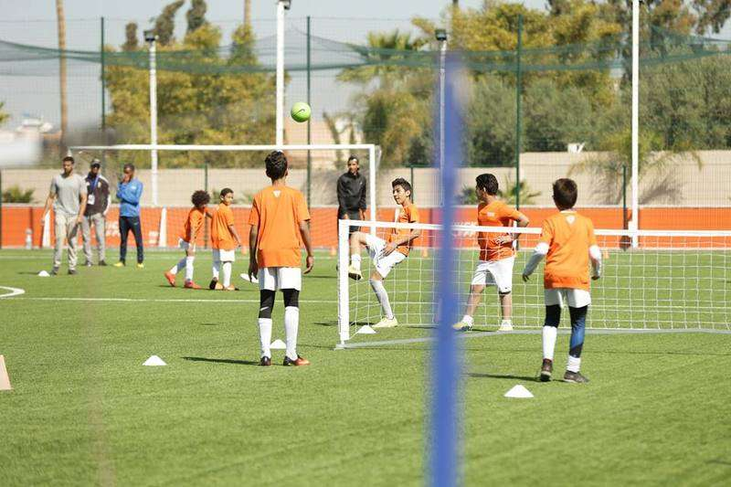 Kick-off-Marrakech