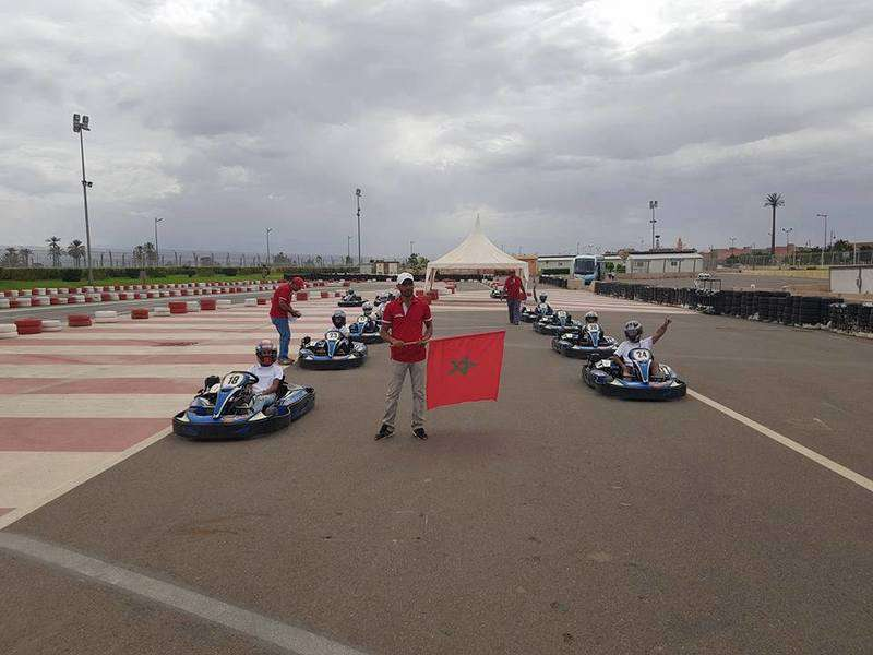 Marrakech-kart-racing-Marrakech