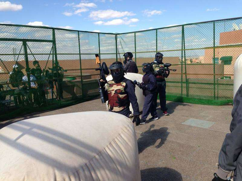 Western-paintball-marrakech-Marrakesh