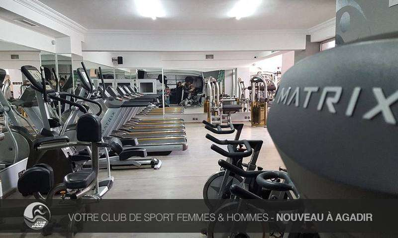 Club-pure-sport-Agadir
