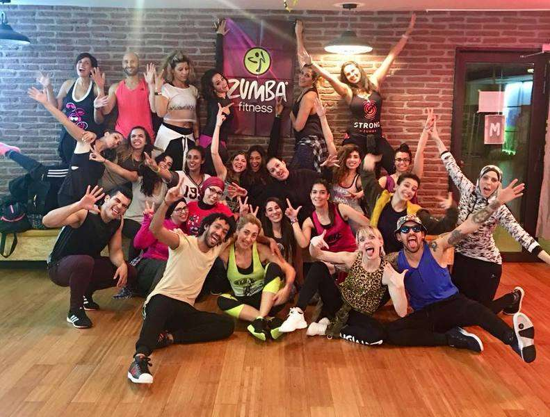 Rouba-moussa-instructeur-de-zumba-Casablanca