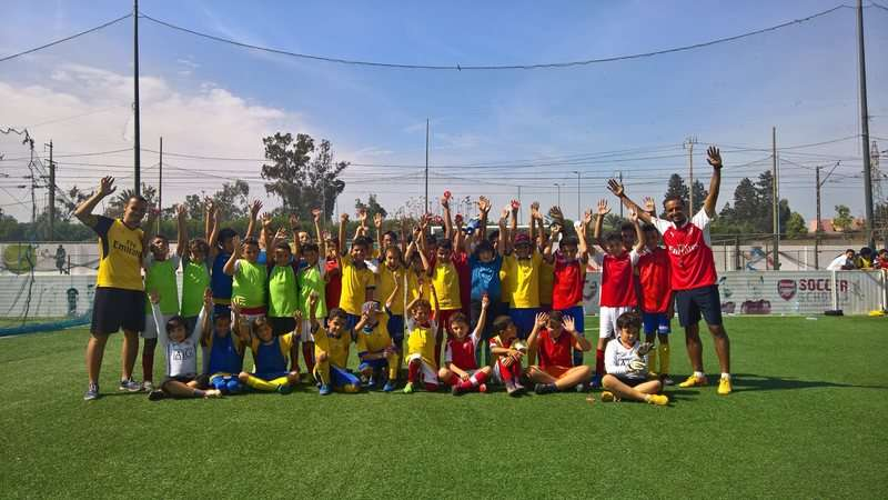 Arsenal-soccer-school