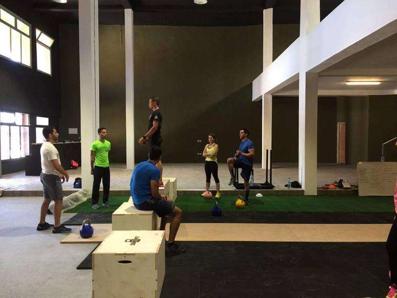 Crossfit-sirocco-Marrakech