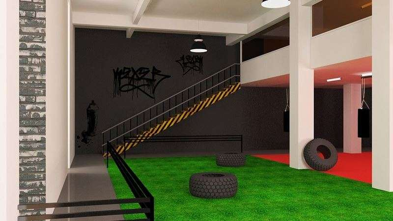 Gym-factory-Casablanca