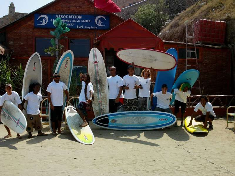 Rabat Surf Club à Rabat: Club de sport | SportOmaroc.ma