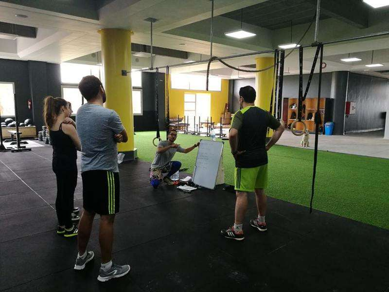 Iron-nation-crossfit-in-Casablanca