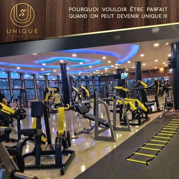 Unique Fitness - FitnessRetro